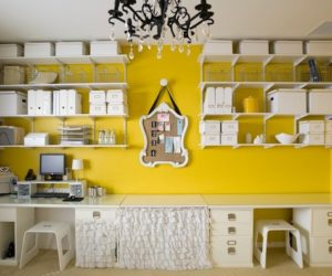 Ordinaire ... How To Add Splashes Of Color To Your Home Office