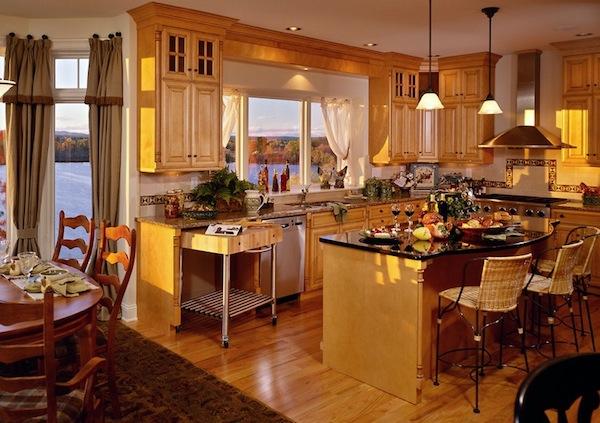 kitchen space island idea