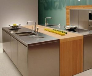 design kitchen island.  10 Beautiful Stainless Steel Kitchen Island Designs 15 Modern Kitchen Island Designs We Love