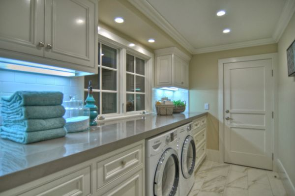 Foyer Laundry Room : High efficiency style laundry rooms