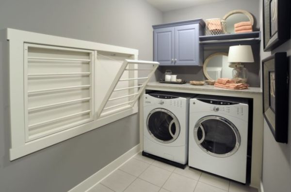 Five Great Ideas For A Revamped Laundry Room - Utility room ideas