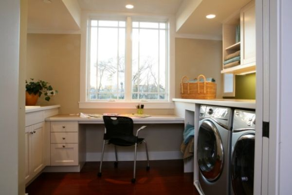 Kitchen Utility Area Designs
