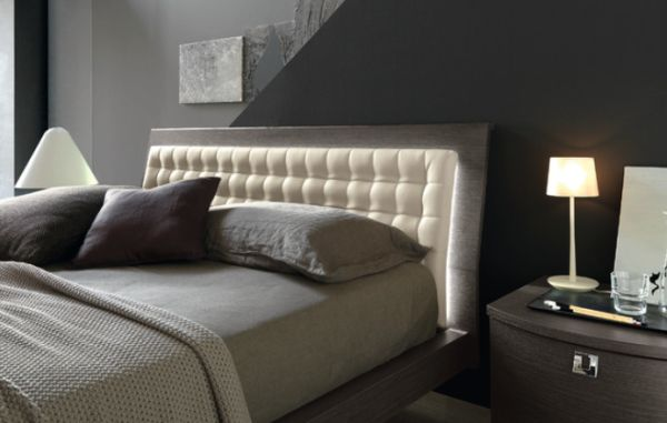 Stylish Bedrooms Extraordinary 10 Elegant Leather Beds For Stylish Bedrooms