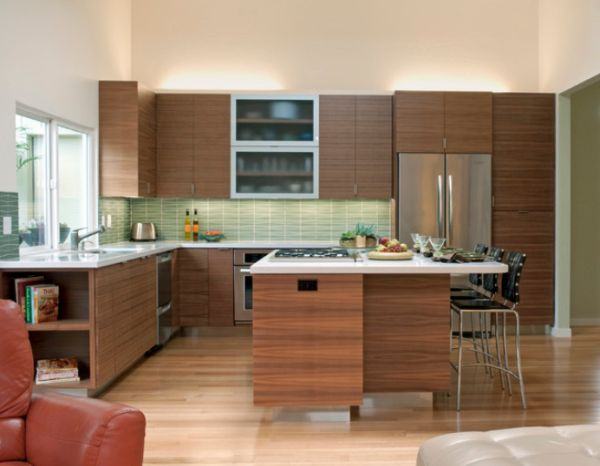 Delightful View In Gallery. This Midcentury Modern Kitchen ... Part 24