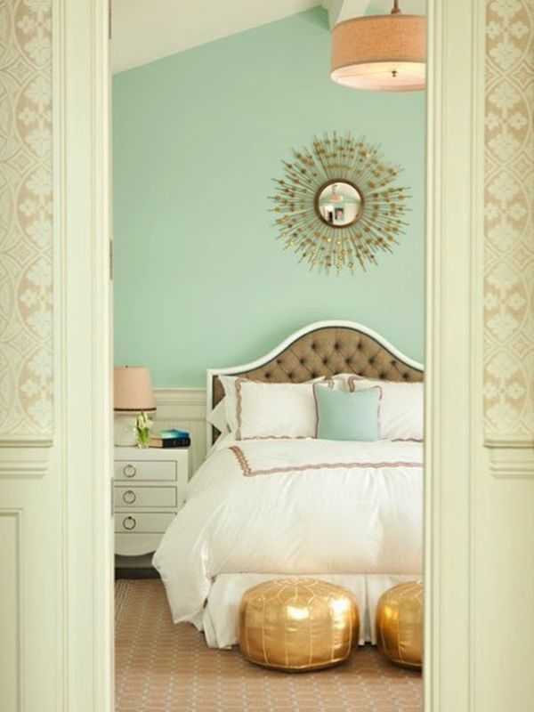 Mint Green Rooms decorating a mint green bedroom: ideas & inspiration