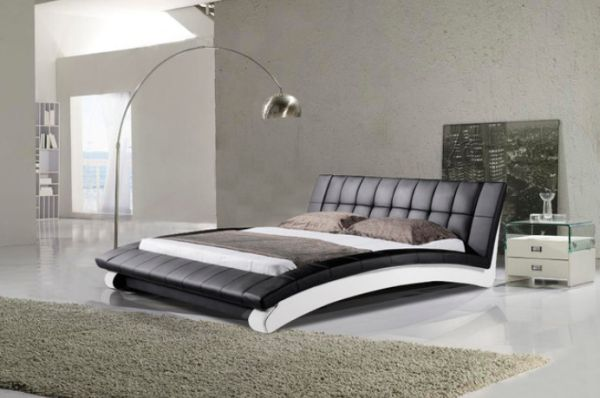 10 Elegant Leather Beds For Stylish Bedrooms