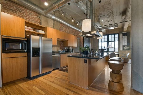 Top 10 most amazing loft designs we love for Decoracion tipo loft