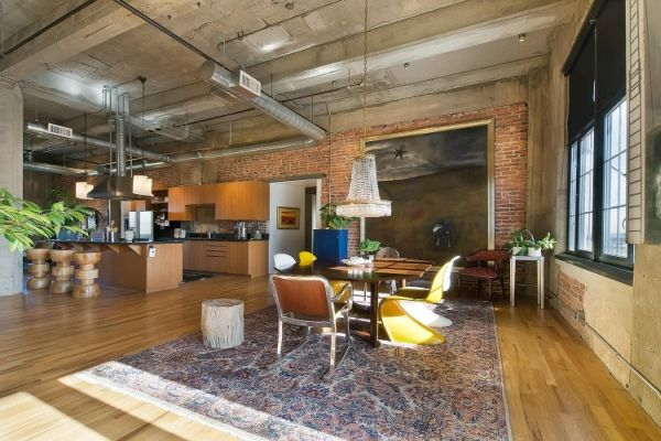 Top 10 most amazing loft designs we love for Steel building with loft
