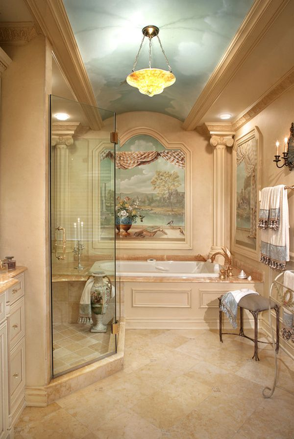 Decorating A Peach Bathroom: Ideas U0026 Inspiration