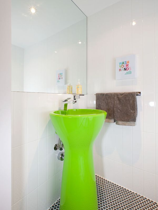 How To Work With Bold Neon Colors When Decorating Your Home