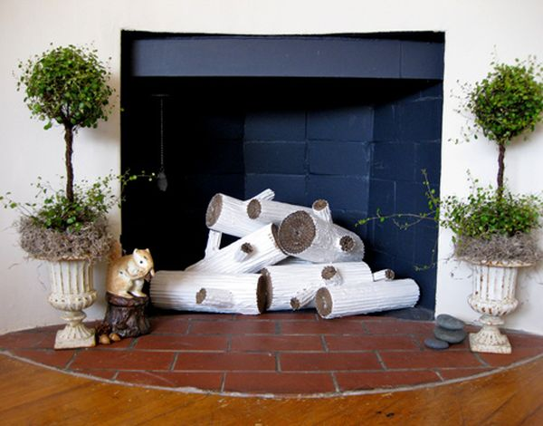15 Non-working fireplaces – architectural metaphors that change ...