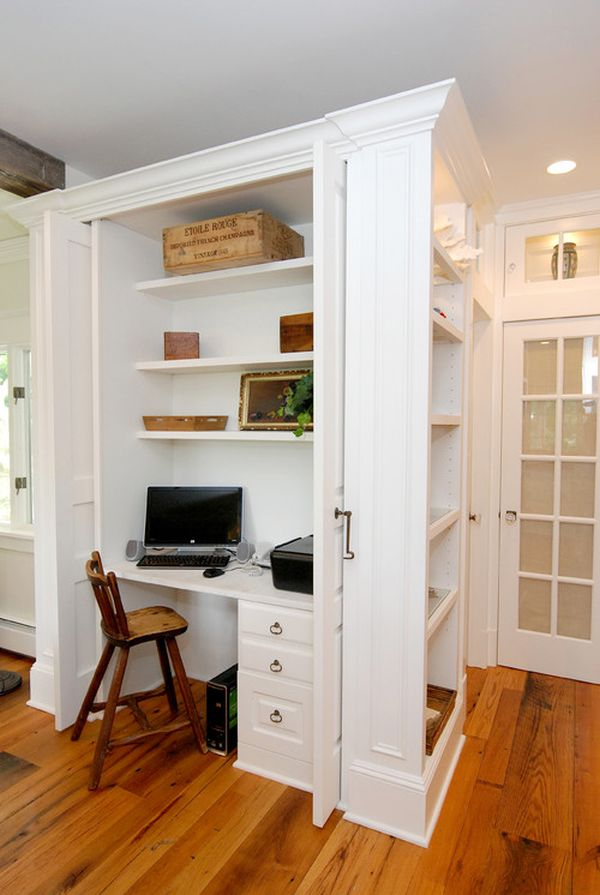Sneaky storage solutions for small spaces - Small space kitchen solutions gallery ...
