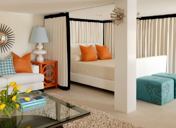 Beautiful Color Blocking In The Bedroom Ideas Inspiration Nice Ideas