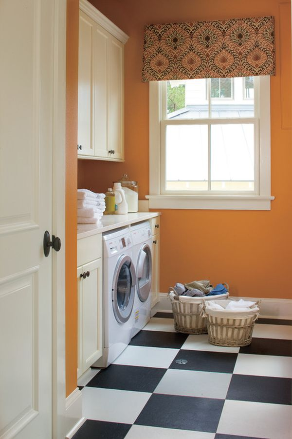 5 ways to organize the laundry room for Bathroom remodel 6x7