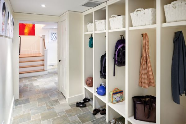 5 Unique Mudroom Ideas