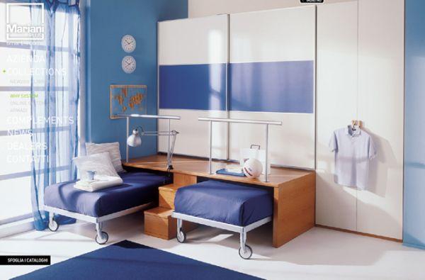 drei kreative l sungen f r die einrichtung der kinder und jugendzimmer dekoration stil. Black Bedroom Furniture Sets. Home Design Ideas