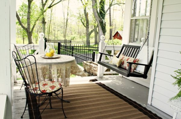 Lovely How To Make Your Porch Inviting Amazing Pictures