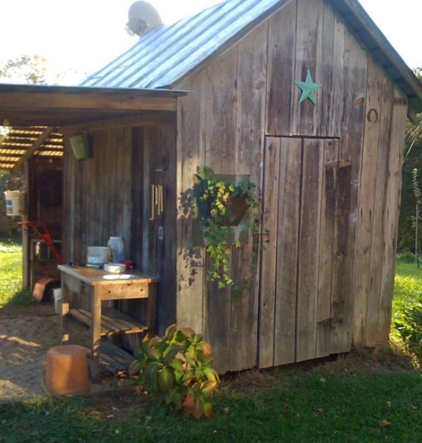 Inspiring shed designs - Backyard sheds plans ideas ...