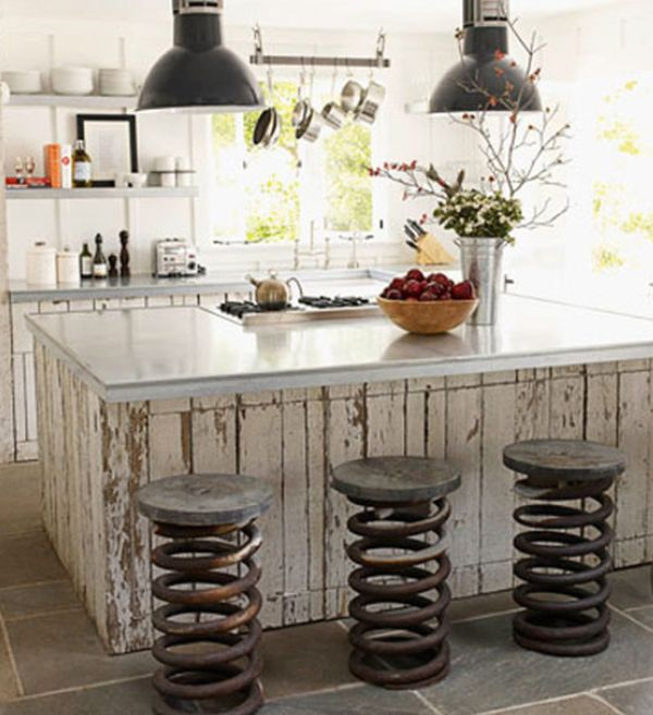 Bon Unusual Kitchen Stool Designs To Be Used As Focal Points