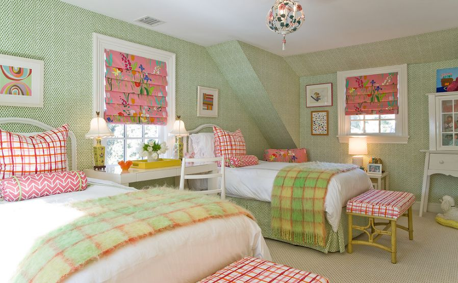 decorating a mint green bedroom ideas inspiration 19454 | shared room for twin girls