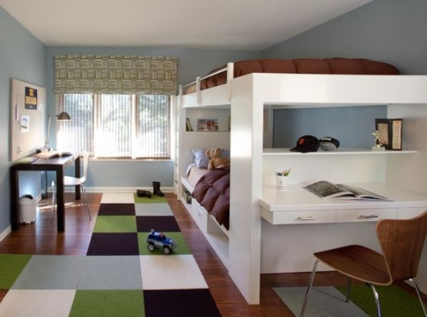 Lovely 40 Teenage Boys Room Designs We Love
