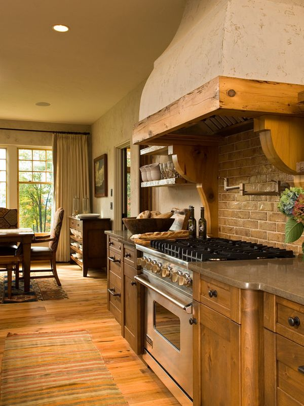 The Heart Of A Home Creating A Warm Kitchen