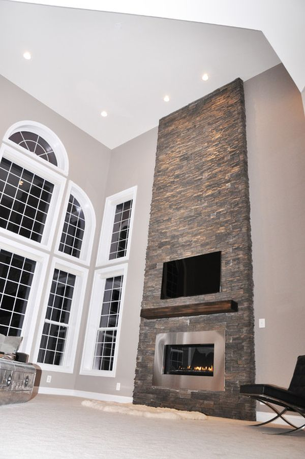 Decorating A Modern Fireplace Ideas Amp Inspiration
