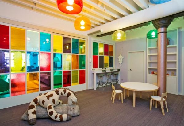 Top 10 most amazing loft designs we love Playroom flooring ideas