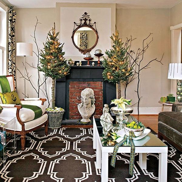 Living Room Decorating Ideas 2013 42 christmas tree decorating ideas you should take in