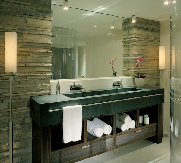 Unterbauspeicher Badezimmer