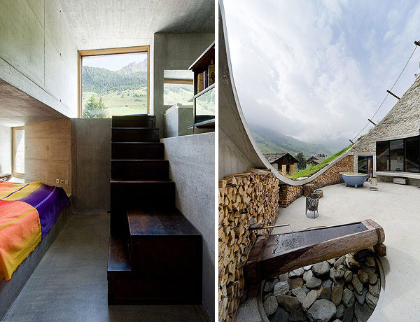 View in gallery 10 Spectacular Underground Homes Around The World