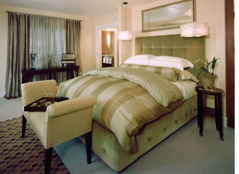 Bedroom Decorating Ideas Green And Brown decorating a mint green bedroom: ideas & inspiration