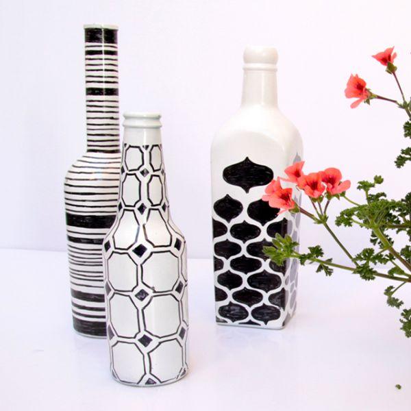 7 Easy DIY Ideas For Reusing Empty Bottles
