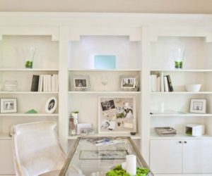 Decorating In White decorating a black & white office: ideas & inspiration