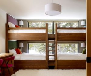 Beds You Climb In, Both Interesting And Space-Efficient