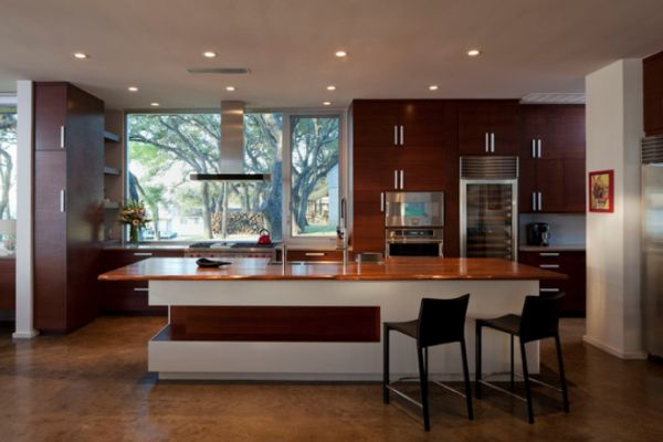 View In Gallery Contemporary Kitchen Islands