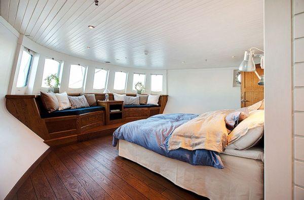 Nautical Bedroom Interior Design