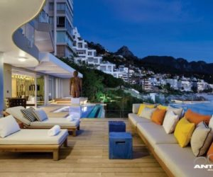 Clifton View 7, A Dream Apartment With Artistic Interior And Spectacular Views
