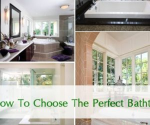 Charming ... How To Choose The Perfect Bathtub