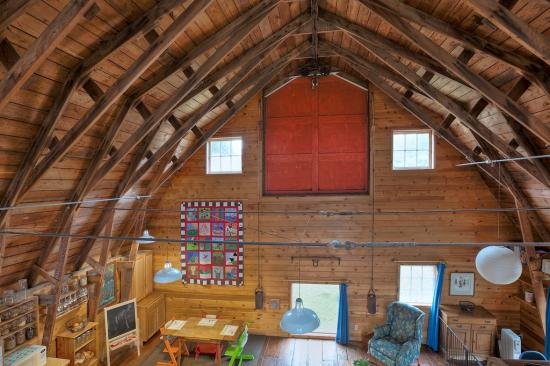 Old Barn Turned Into An Eco Home View In Gallery