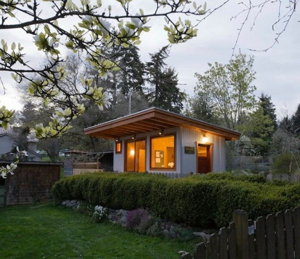 Small Backyard Guest House Plans: 5 Micro Guest House Design Ideas