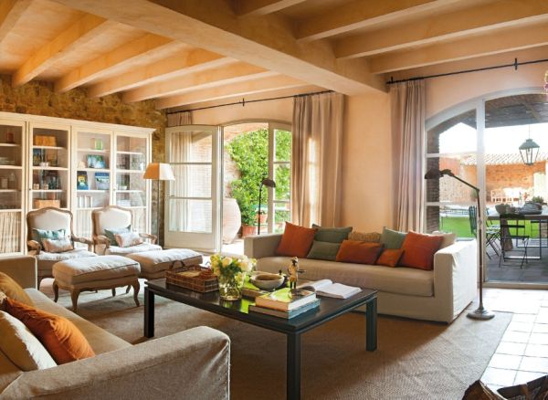 Charming retreat in catalonia a place with a rich history and lots of character - Archi moderni casa ...