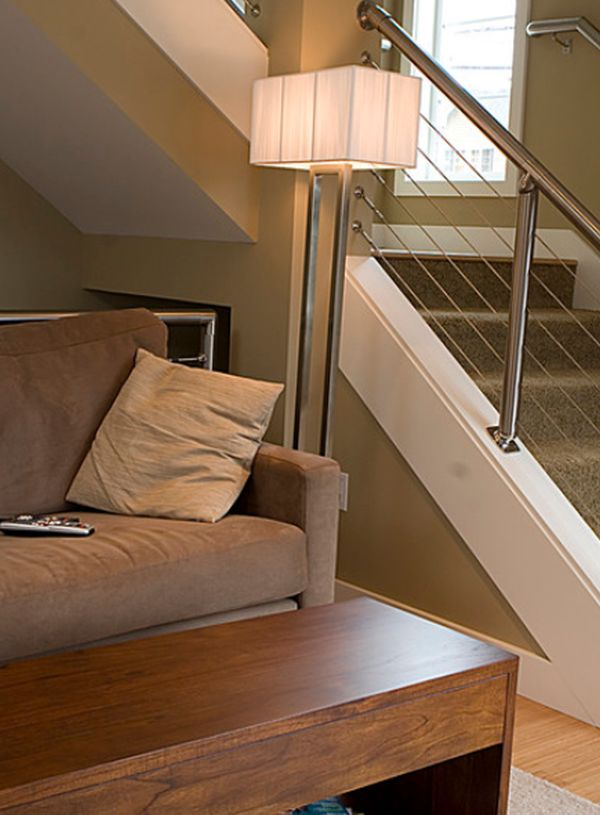 Beautiful Modern Handrail Designs That Make The Staircase Stand Out