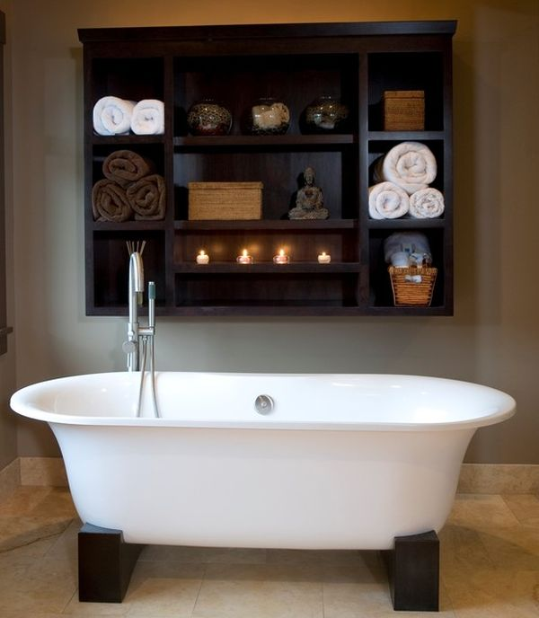 How To Give Your Bathroom A Spa-Like Feel
