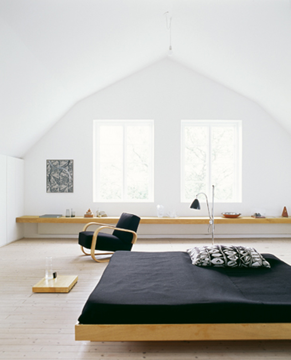 Japanese Zen Bedroom: Top 5 Bedroom Design Styles For 2013