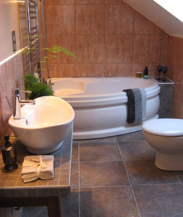 Classic En Suite Bathroom Exterior