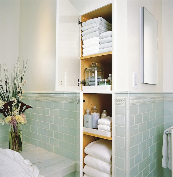 Great Bathroom Linen Closet