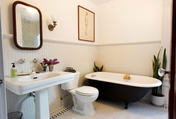 black and white clawfoot tub. Clawfoot tubs  To Choose The Perfect Bathtub