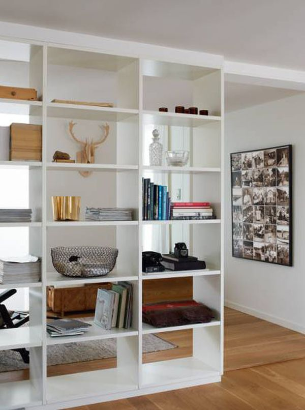 House Dividers Extraordinary The Room Divider  A Simple And Flexible Tool For Organizing Space Decorating Inspiration