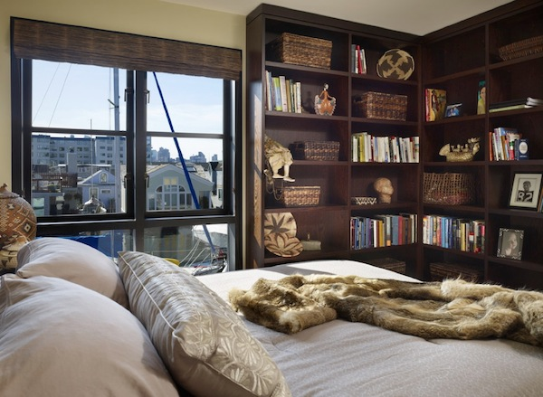 with ways bookshelves kindesign bedroom to bedrooms relaxing bookshelf your decorate